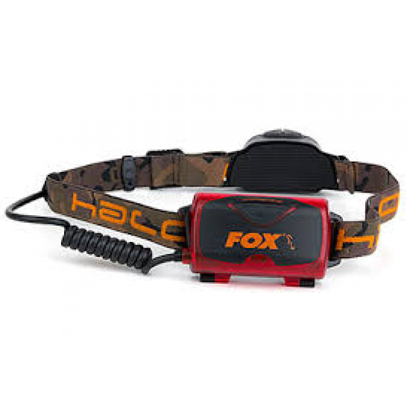 Fox Halo Rechargeable Headtorch MS300C Headlight