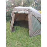 Sonik sks  brolly with front wrap combo
