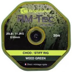 Ridgemonkey Chod stiff weed green 0.50 25lb